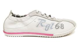 wit smoc sneaker