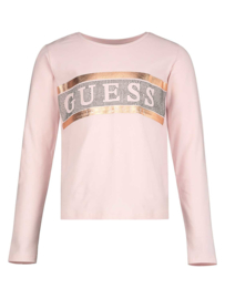 Roze shirt GUESS