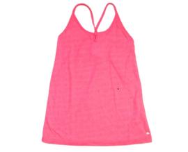 fluor roze singlet