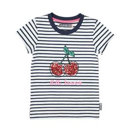 Kersen shirt stripes