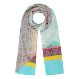 Sjaal colori primavera