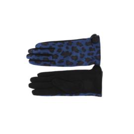 Handschoen girafe bleue