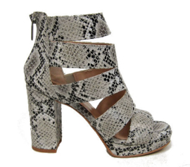 Pyton plato sandalet
