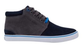 Blauw basket sneaker