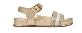 Goud sandaal Liu Jo