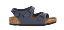 Blauw sandaal