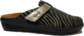 Zebra muil