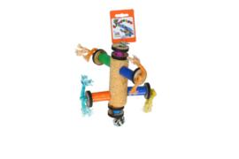 Birrdeeez Calci Grit Gym Bird Toy