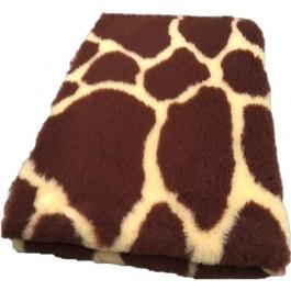 Vet Bed Giraffeprint Bruin Geel latex anti-slip