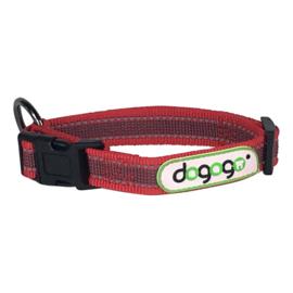 Dogogo halsband, rood