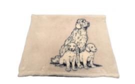 Vet Bed Golden Retriever-Puppy anti-slip