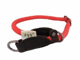 Dogogo sliphalsband, rood