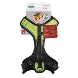 EasySport Harnas hondentuig -groen -zwart