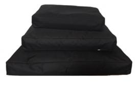 Topmast Comfortbag Hondenkussen   Waterproof Canvas - Zwart