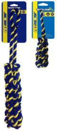 Pet Sport Mini Braided Knot Bumper 20 cm