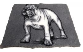 Vet Bed Bulldog anti-slip 100 * 75 cm