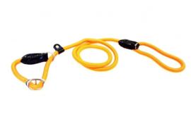 Retrieverlijn-Jachtlijn met Stop Freestyle 130cm | 13mm Oranje