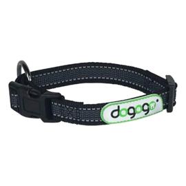 Dogogo halsband, zwart