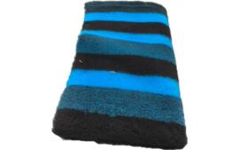 Vet Bed Stripes Blauw Zwart Latex Anti Slip