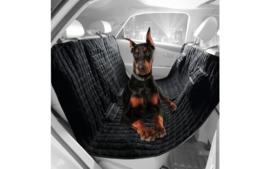 Beschermdeken autostoelen nylon Zwart 150x140cm
