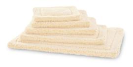 HuggleHounds® Fleece Mat extra dik 7,5 cm Naturel