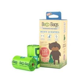 Beco Bags Mint travel pack 60 stuks