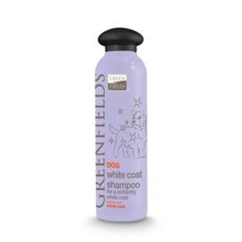 Greenfields Hond - White Coat Shampoo 250ML