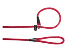 Sliplooplijn / Showlijn nylon rood 170cm L / 15mm