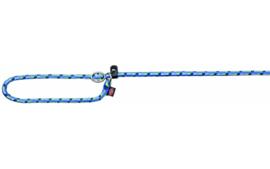 LOOPLIJN RETRIEVER Nylon 1,70Mtr. blauw/groen