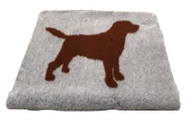 Vet Bed Xtra Soft - Labrador Bruin 150 x 100 cm