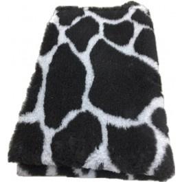 Vet Bed Giraffeprint Grijs latex anti-slip