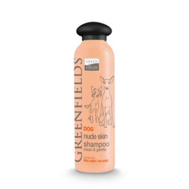 Greenfields Hond - Nude Skin Shampoo 250ML