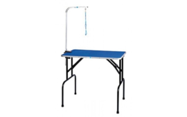 Topmast trimtafel + Trimarm 81x51cm Blauw