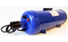 Waterblazer Topmast Tormenta Dubbele motor. Power 3800Watt blauw