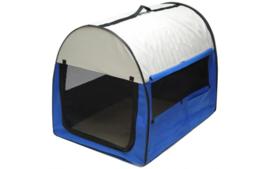 Nylon Bench Topmast Camper Blauw