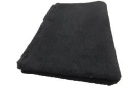 Vet Bed Zwart Effen Latex Anti Slip