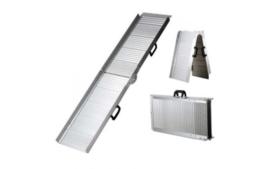 Loopplank DeLuxe Aluminium 122x36cm