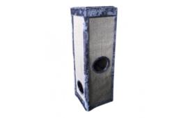 Krabton Topmast Rockpalace Grijs 120cm