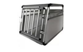 Auto Bench Aluminium Medium 69 x 54 x 50 cm - Grey MDF