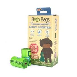 Beco Bags Mint value pack 270 stuks