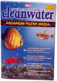 Cleanwater filtermateriaal A-300 1 liter transparant