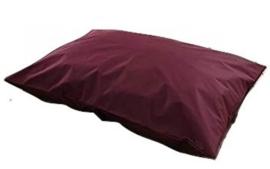 Topmast Waterproof Hondenkussen L rood 100 * 70 cm