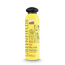 Greenfields Hond - Silky Coat Shampoo 250ML
