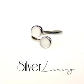 Moedermelk Ring Duo Design