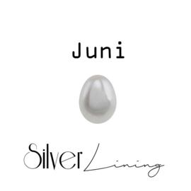 Juni Parel ( wit )