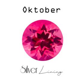 Oktober Roze Toermalijn