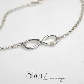 Armband Moedermelk Infinity