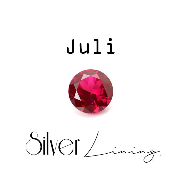 Juli Robijn ( rood/roze )