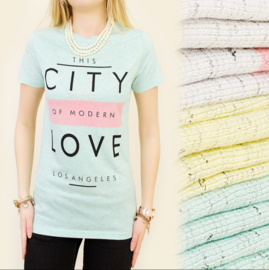 Trendy t-shirt This city of modern love los angeles