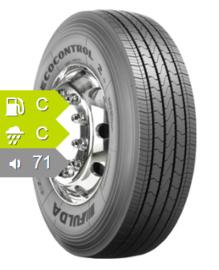 Fulda Ecocontrol 2+ 295/80R22.5 152/148M TL 3PSF